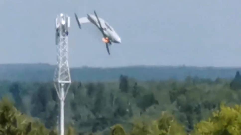 Эксперты объяснили причину неконтролируемого маневра самолета перед катастрофой