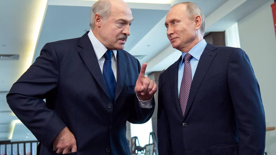 Александр Лукашенко и Владимир Путин еще никогда не были так близки к наполнению союзного договора экономическим смыслом