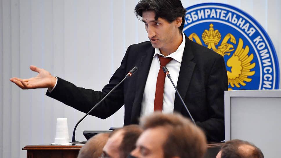 Заместитель министра цифрового развития, связи и массовых коммуникаций Олег Качанов