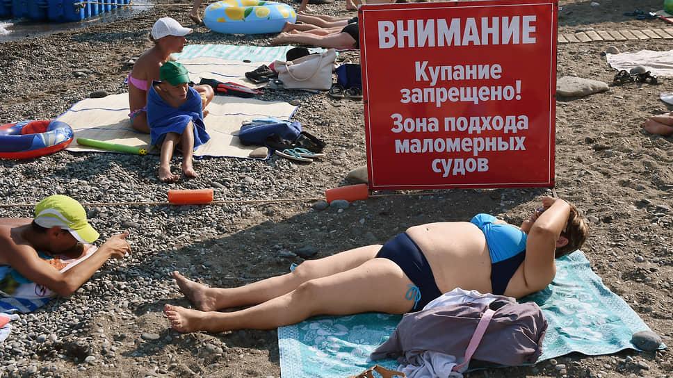 Отдыхать на Черноморском побережье граждане предпочитают не по системе «все включено»