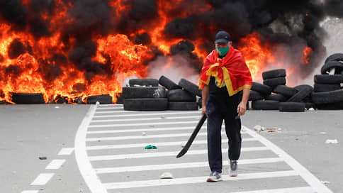 Черногорская десантная интронизация // Вступление в должность митрополита Иоанникия вылилось в бунт и острый политический кризис