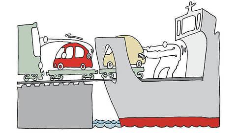 Машины переводят с моря на рельсы  / «Соллерс» хочет перевозить 1млн автомобилей из Азии в Европу