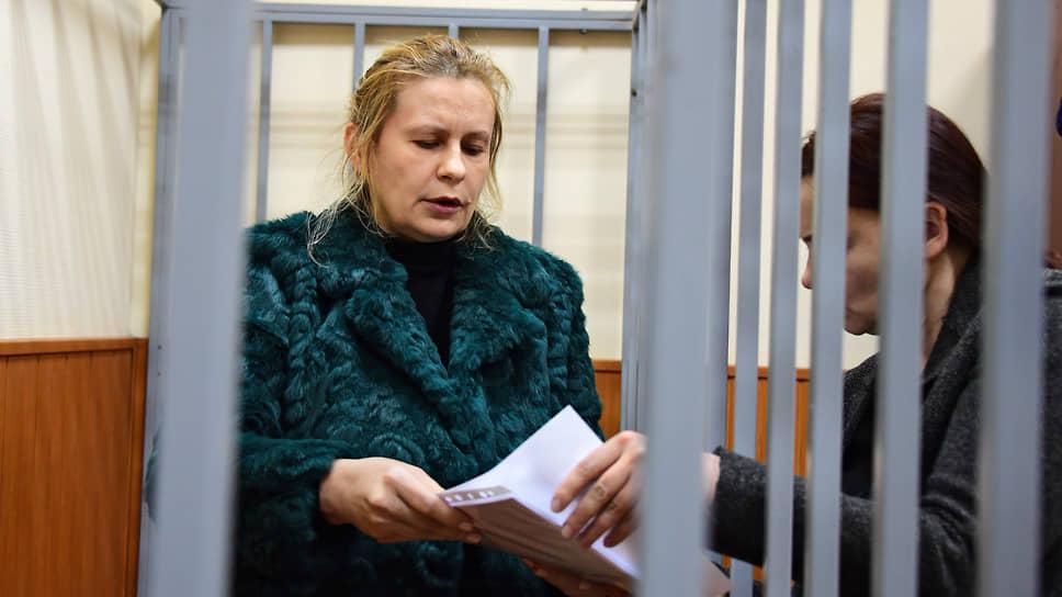 Бывшая помощница заместителя премьер-министра Аркадия Дворковича Анастасия Алексеева
