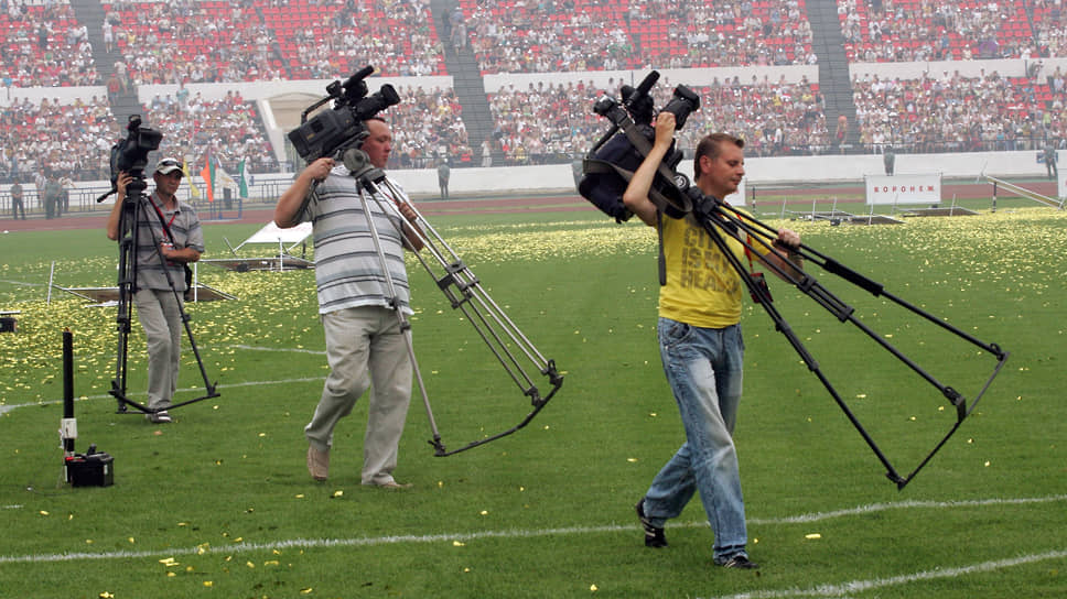 Медиаправа Российской премьер-лиги благодаря росту конкуренции в борьбе за них могут подорожать в несколько раз
