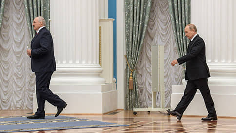 Интегратор Александр I // Владимир Путин и Александр Лукашенко объявили объединение экономик