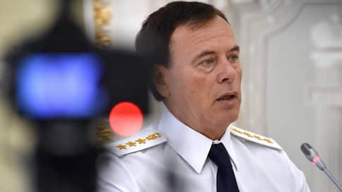 Отставку примет возраст // Первый замгенпрокурора не вернется на службу из отпуска