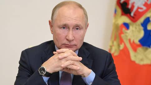 Кажется, это был дворецкий / Почему Владимир Путин ушел на недельную самоизоляцию