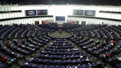 Евросоюз и Россия перешли на «сильную лексику» // Евродепутатов уличили в «наглом вмешательстве в сугубо внутренние дела»
