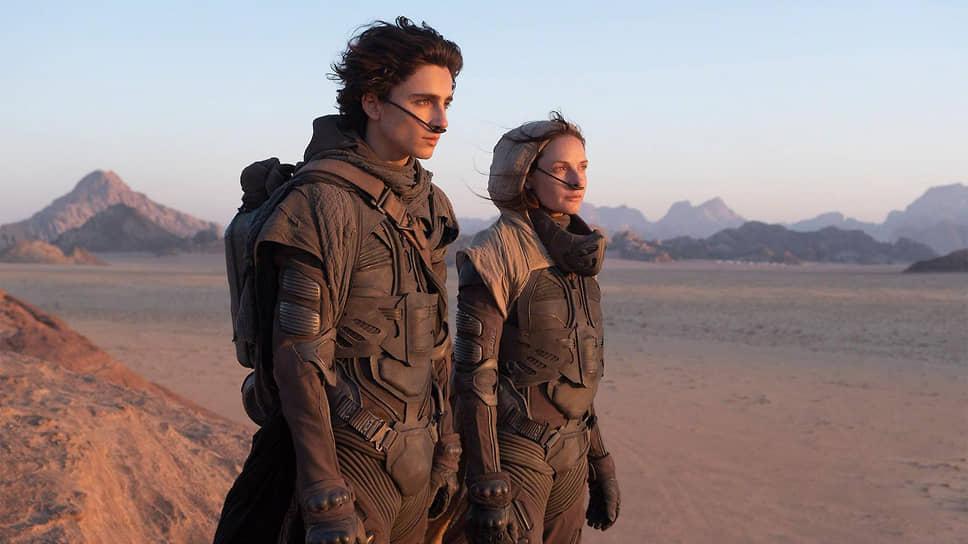 Пустыни «Дюны» оказались в творческом смысле неожиданно плодоносными для режиссера Дени Вильнёва