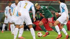 «Локомотив» отдавил свое  / В стартовом матче группового этапа он сыграл вничью с «Марселем»