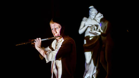 Старые мастера заговорили по-новому  / Литературно-театральный проект «Флора» в Эрмитаже