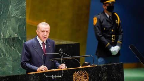 Турция хватила через Крым // За три дня Анкара сумела дважды рассердить Москву и порадовать Киев