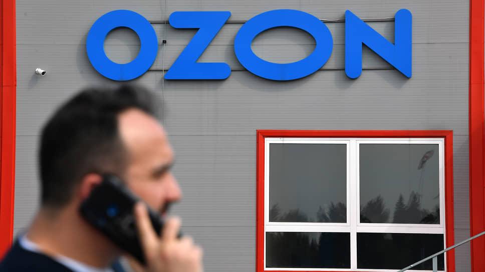 Ozon на голубом экране  / Маркетплейс хочет запустить онлайн-кинотеатр
