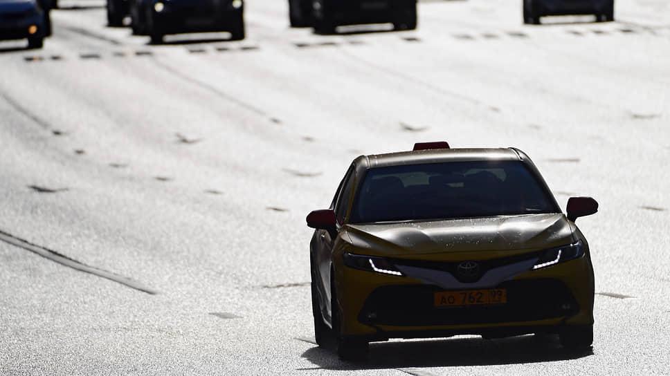 Такси разложат по реестрам / Минтранс определил обязанности агрегаторов