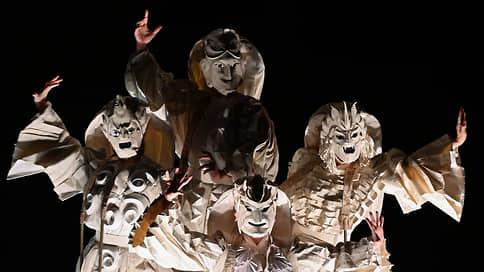 Махабхарата в восточном смысле слова // Древнеиндийский эпос сыграли по-японски во Владивостоке
