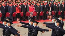 Китайскую угрозу подняли до небес