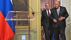 Россия и Египет близки как никогда