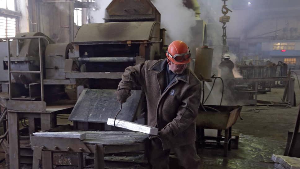 Цех Соликамского магниевого завода