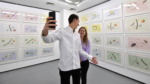 Московский лирический концептуалист // Выставка Никиты Алексеева в Мультимедиа Арт Музее