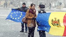 Молдавия столкнулась с трубностями