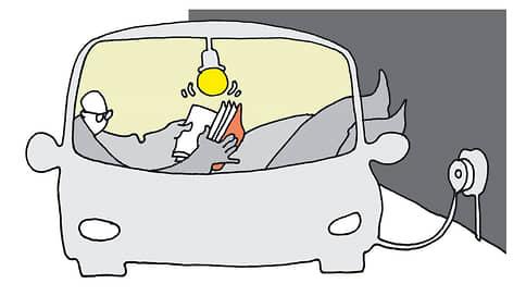 У электромобилей обнаружили слабый ток // Аналитики оценивают рынок вдвое хуже чиновников