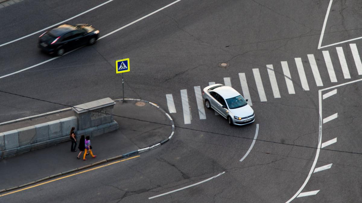 Водителей ждет черная полоса