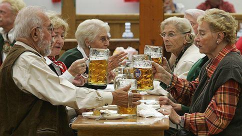 Германия борется за пенсии  / опыт