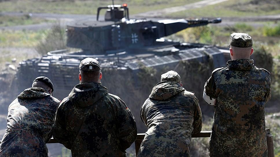 Общественная дискуссия вокруг бюджета на оборону заставила присмотреться к проблемам немецкой армии