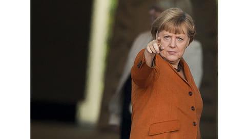 Удерживая центр  / Итоги работы Ангелы Меркель