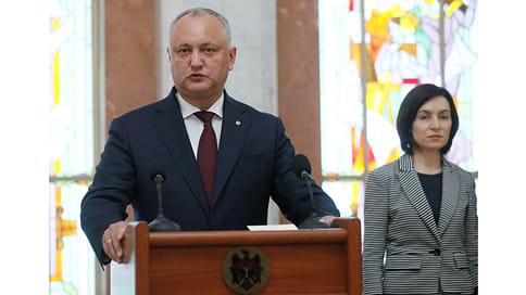 Молдавия с видом на Украину  / Молдавия как территория соперничества