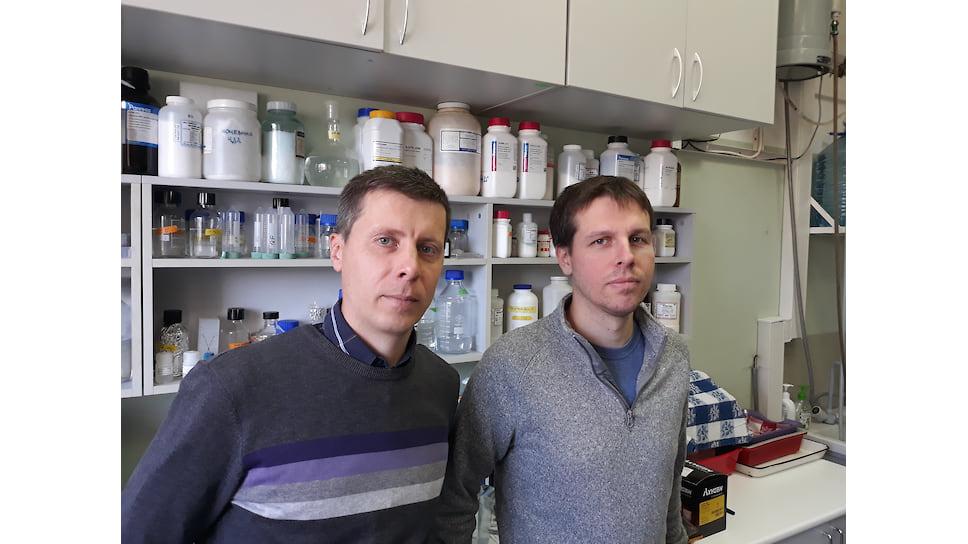 Стажировка под крышей Bayer подтолкнула ученых Андрея Горчакова (слева) и Сергея Кулемзина к новым идеям — коммерческим