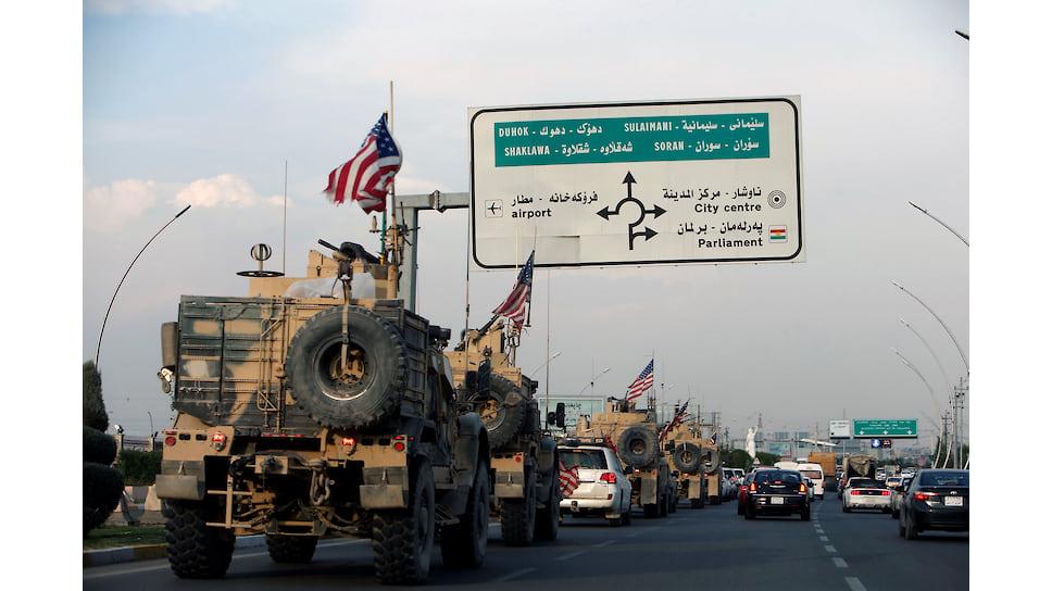 Американцы ушли из Сирии. Вопрос, радостная ли это весть для России, остается открытым