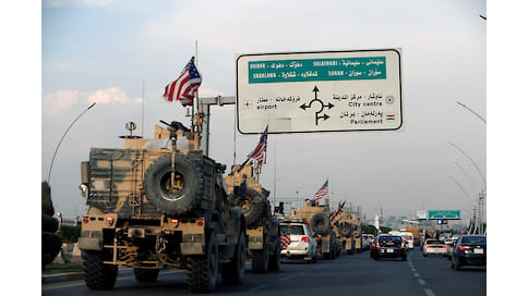 Ближний Восток: смена вахты