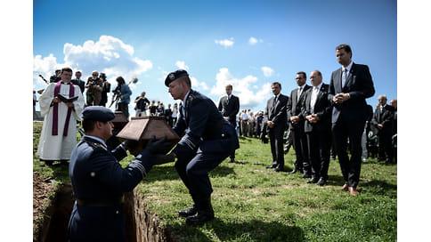 Не тревожьте солдат  / Как в России ухаживают за могилами немецких военных