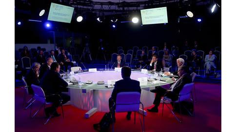 Вместе в «зеленое» будущее  / Что обсудил российский и немецкий бизнес на ПМЭФ-2021