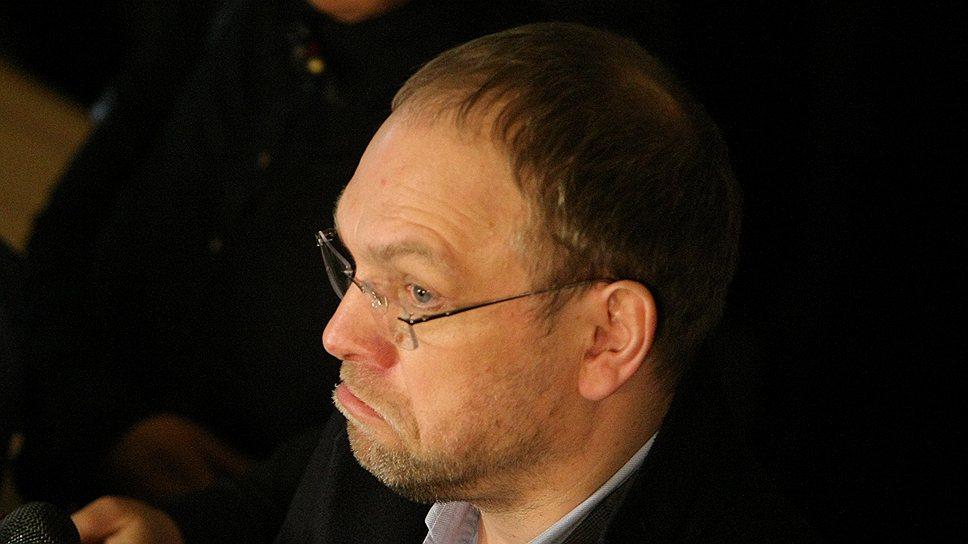 Сергей Власенко за короткое время лишился и адвокатского удостоверения, и депутатского мандата