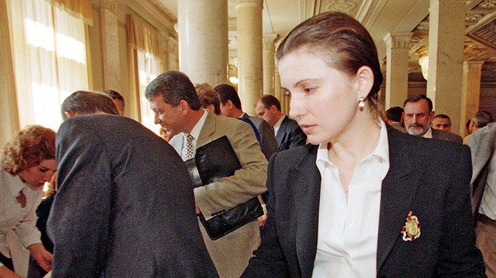 Документы, которые в 90-е позволили Юлии Тимошенко пройти в Раду, сейчас оказались под пристальным вниманием ГПУ