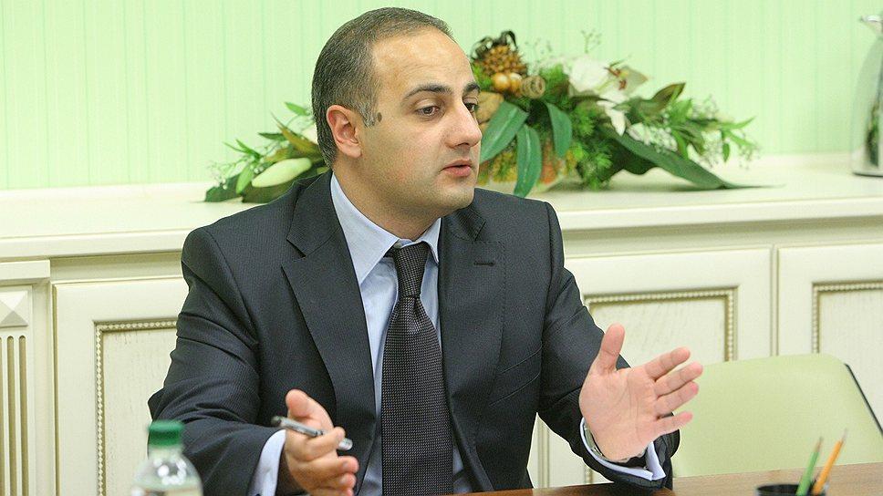 Генпрокуратура вынудила главу Нацкомфинуслуг Бориса Визирова отвечать за проступки своего предшественника