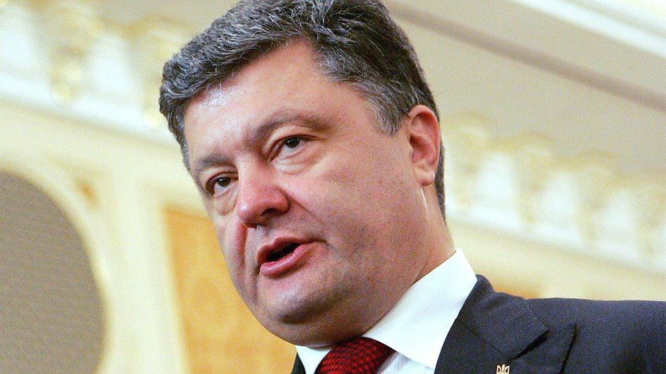 Петр Порошенко считает, что лучше отказаться от долей в UMH и заняться новым медиапроектом