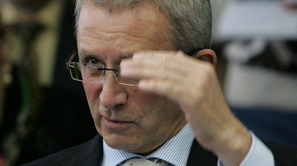 Заместитель главы набсовета ВЕТЭК Борис Тимонькин выполнил свое обещание приобрести для группы крупный банк