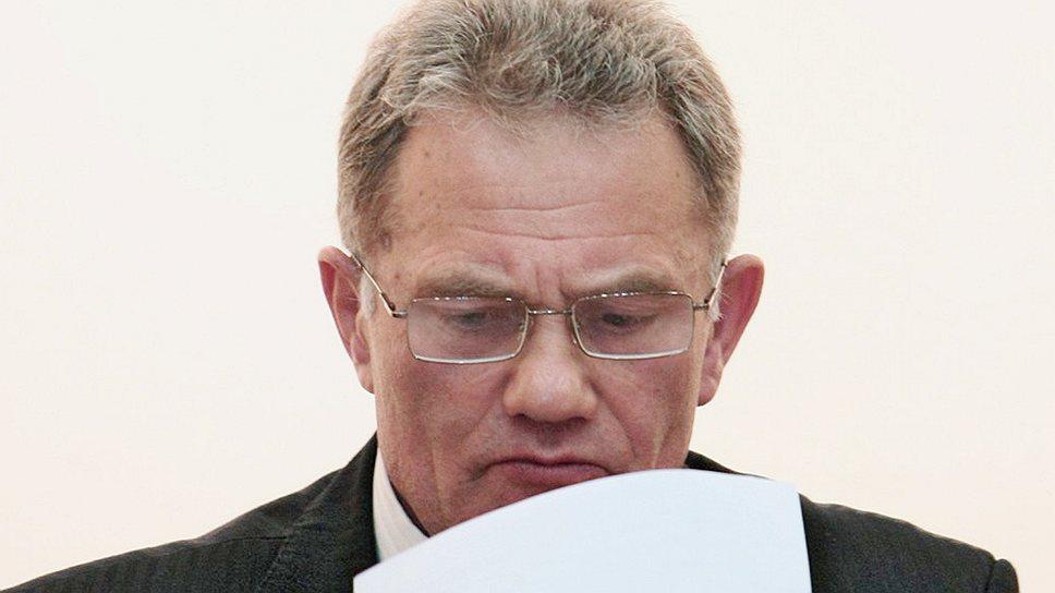 Зампред правления «Нафтогаза» Вадим Чупрун каждый день подсчитывает сокращение задолженности перед «Газпромом»