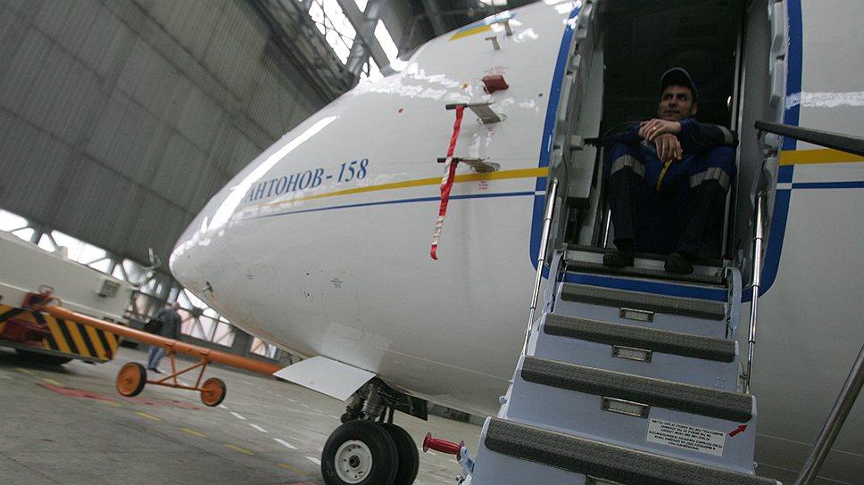«Антонов» готовится к продвижению своих самолетов совместно с локальными партнерами