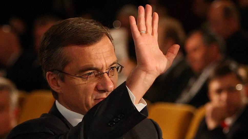 Новый министр финансов Александр Шлапак