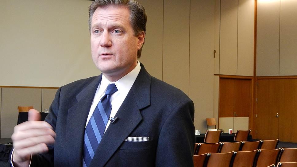 Республиканец Майкл Тернер, на фото, и сенатор-демократ Марк Юдалл предложили ускорить процесс получения разрешений для экспорта газа в страны - члены ВТО.