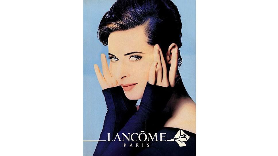 Архивная рекламная кампания Lancome