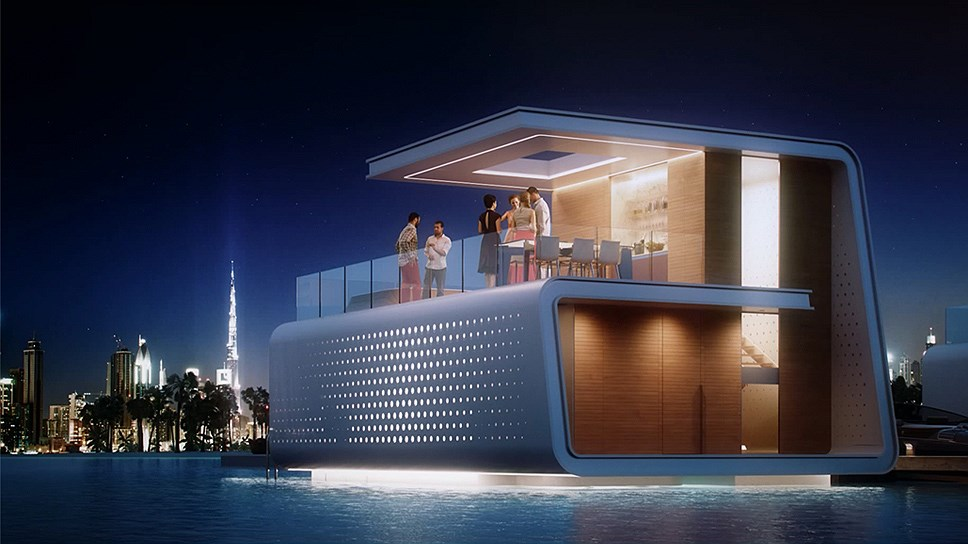 Дубай виллы на воде квартиры на продажу в банско