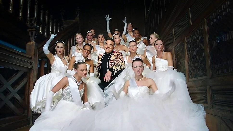 Робби Уильямс посвятил песню российским олигархам