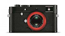 Leica показала первую камеру с красным объективом