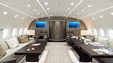 «Боинг-787» переделали в личный самолет