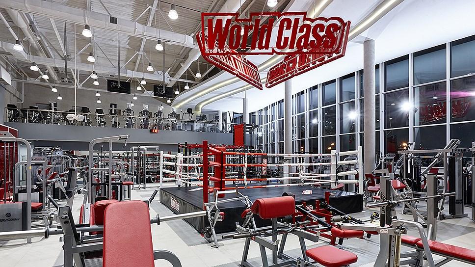 Фитнес клубы москва world class книга сатья дас мужской клуб
